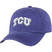 Top of the World Men's TCU Horned Frogs Purple Crew Adjustable Hat