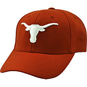 Top of the World Men's Texas Longhorns Burnt Orange Premium Collection Hat
