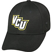 Top of the World Men's Virginia Commonwealth Rams Black Premium Collection M-Fit Hat