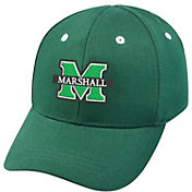 Top of the World Youth Marshall Thundering Herd Green Rookie Hat