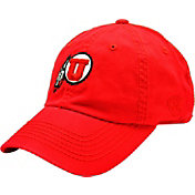 Top of the World Youth Utah Utes Crimson Crew Adjustable Hat