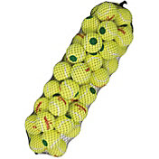 Tourna Youth Green Dot Low Compression Tennis Balls - 60 Pack