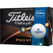Titleist 2016 World Series Champions Chicago Cubs Pro V1 Golf Balls