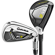 New TaylorMade M2 Hybrid/Irons – (Graphite/Steel)