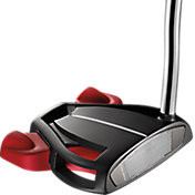TaylorMade Spider Limited Itsy Bitsy Putter - Black/Red