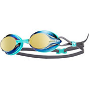 TYR Velocity Racing Mirrored Swim Goggles