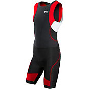 TYR Men's Competitor Trisuit With Back Zipper