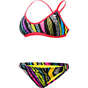 TYR Women's Jungle Grove Crosscutfit Back 2-Piece Swimsuit