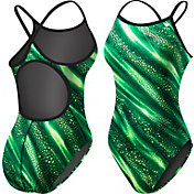 TYR Women's Venom Diamondfit Back Swimsuit
