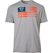 Under Armour Men's Flag Graphic Baseball T-Shirt