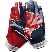 Under Armour Adult Texas Pipeline Pack Swarm II Receiver Gloves