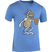 Under Armour Little Boys' Peanut Catcher T-Shirt