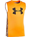 Under Armour Boys' Big Logo Realtree Sleeveless Shirt