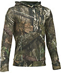 Under Armour Boys' Storm Armour Fleece Camo Hoodie