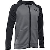 Under Armour Boys' Armour Fleece Storm MagZip Hoodie