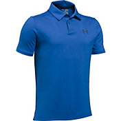 Under Armour Boys' Tour Golf Polo
