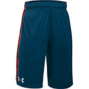 Under Armour Boys' Eliminator Printed Shorts