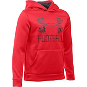 Under Armour Boys' Inline Football Hoodie