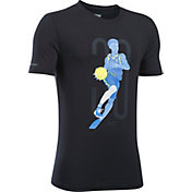 Under Armour Boys' SC30 Change The Game Basketball T-Shirt