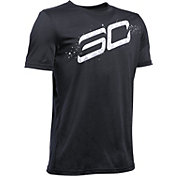 Under Armour Boys' SC30 Player Graphic Basketball T-Shirt
