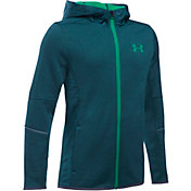 Under Armour Boys' Storm Full Zip Swacket
