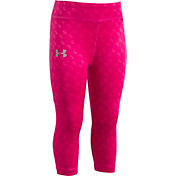 Under Armour Little Girls' Logo Toss Capris