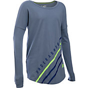 Under Armour Girls' Dazzle Long Sleeve Shirt