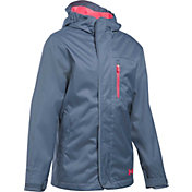 Under Armour Girls' ColdGear Infrared Gemma 3-in-1 Jacket