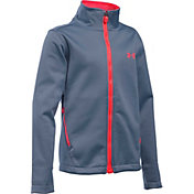 Under Armour Girls' ColdGear Infrared Softershell Jacket