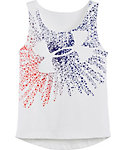 Under Armour Girls' Americana Tank Top