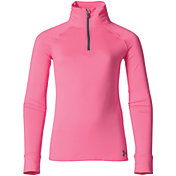 Under Armour Girls' Tech Quarter Zip Long Sleeve Shirt