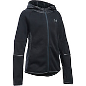 Under Armour Girls' Full Zip Swacket