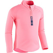 Under Armour Little Girls' Tech Quarter Zip Jacket