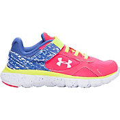Under Armour Kids' Preschool Micro G Velocity AC Running Shoes