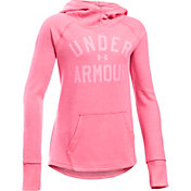 Under Armour Girls' Waffle Hoodie