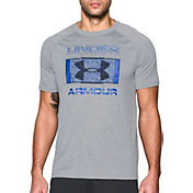 Under Armour Men's Football Field Graphic T-Shirt