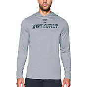 Under Armour Men's Lightweight Baseball Wordmark Hoodie