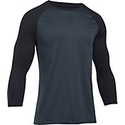 Under Armour Men's Heater ¾ Sleeve Baseball Shirt