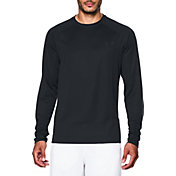 Under Armour Men's Baseline Basketball Long Sleeve Shirt