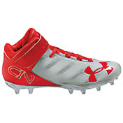 Under Armour Men's C1N Mid MC Football Cleats