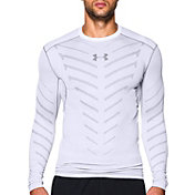 Under Armour Men's ColdGear Infrared Armour Compression Crewneck Long Sleeve Shirt
