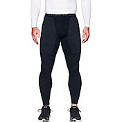 Under Armour Men's ColdGear Armour Twist Compression Leggings