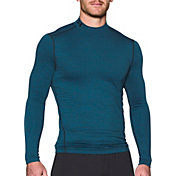 Under Armour Men's ColdGear Armour Twist Compression Mock Long Sleeve Shirt