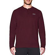 Under Armour Men's ColdGear Infrared Lightweight Henley Long Sleeve Shirt