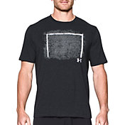 Under Armour Men's Challenger Goal Graphic Soccer T-Shirt