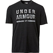 Under Armour Men's Charged Cotton Classic Script Graphic T-Shirt