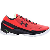 Under Armour Men's Curry 2 Low Basketball Shoes