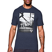 Under Armour Men's Dictate The Tempo Graphic Basketball T-Shirt