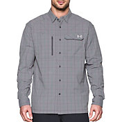 Under Armour Men's Fish Hunter Long Sleeve Shirt