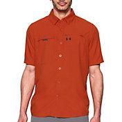 Under Armour Men's Fish Stalker Short Sleeve Shirt